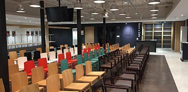 社員食堂・空間利用のご提案